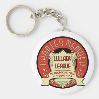 Lullaby League Keychain