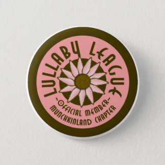 Lullaby League Pinback Button