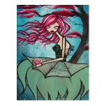 """Lullaby of Birdland"" Postcard - Mint"