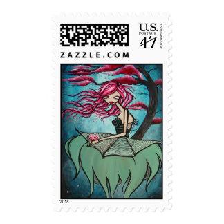 """Lullaby of Birdland"" US Postage"