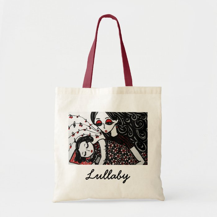 Lullaby Tote Bag