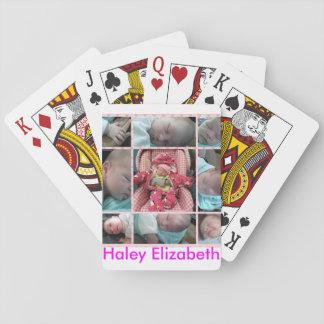 Lullabye Baby Poker Deck