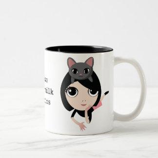 Lulu And Noodle Coffee Mug