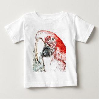 Lulu Macaw Head Sketch Infant T-shirt