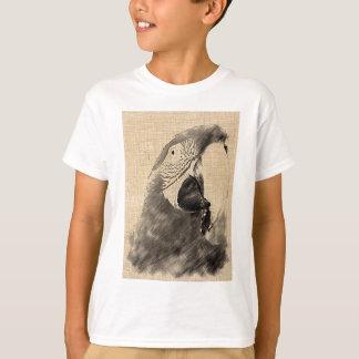 Lulu Macaw Sketch T-Shirt