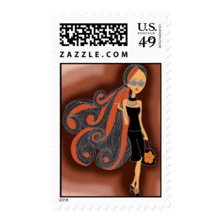 Lulu Stamp