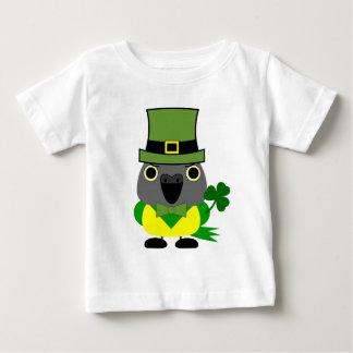 Lulu, Senegal Parrot, St Patrick's Day, Irish Tee Shirt