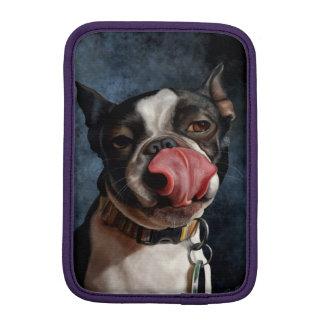 Lulu the Boston Terrier Sleeve For iPad Mini