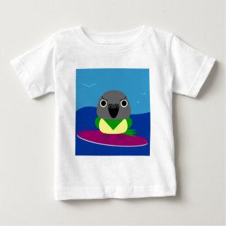 Lulu the Senegal parrot Surfing Shirt