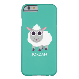 Lulu the Sheep Barely There iPhone 6 Case