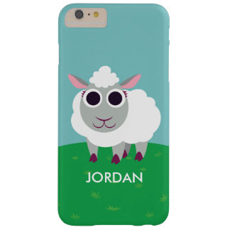 Lulu the Sheep Barely There iPhone 6 Plus Case