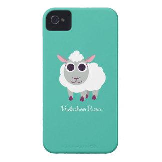 Lulu the Sheep Case-Mate iPhone 4 Case