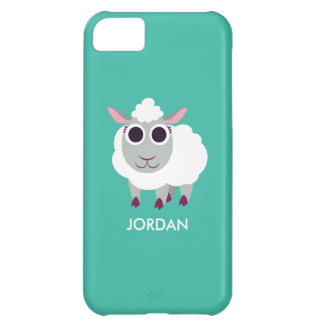 Lulu the Sheep Cover For iPhone 5C