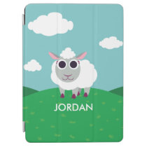 Lulu the Sheep iPad Air Cover