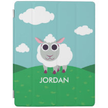 Lulu the Sheep iPad Smart Cover