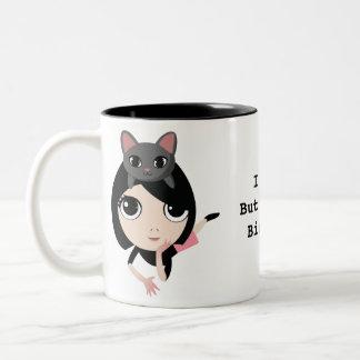 Lulu y tallarines taza