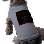 LULU's LAP of LUXURY Dog Security Guard Pet Clothi Dog Tee Shirt