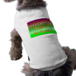 LULU's LAP of LUXURY South of the Border Pet Cloth Dog Tee Shirt