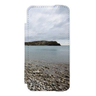 Lulworth Cove, Dorset iPhone SE/5/5s Wallet Case