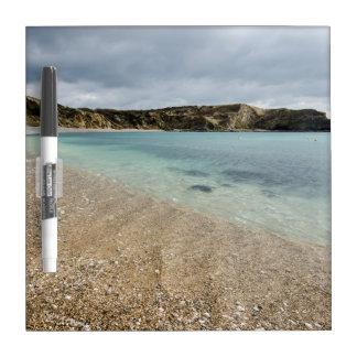 Lulworth Cove Dry Erase Board