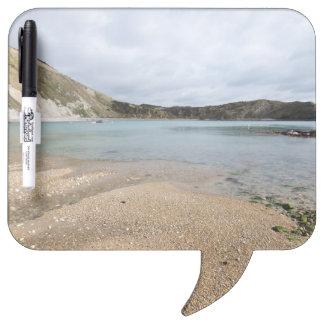 Lulworth Cove Dry-Erase Board
