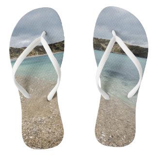 Lulworth Cove Flip Flops