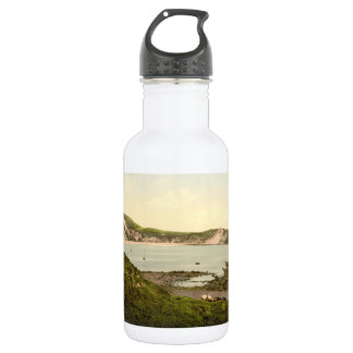 Lulworth Cove I, Dorset, England Stainless Steel Water Bottle