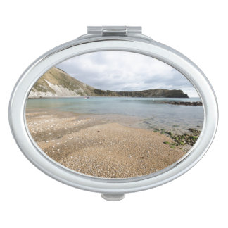 Lulworth Cove Vanity Mirror