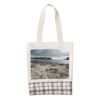 Lulworth Cove Zazzle HEART Tote Bag