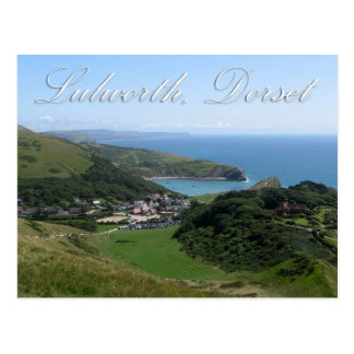 Lulworth Dorset Postcard