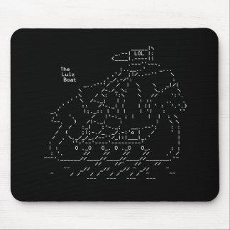 Lulzboat Lulz Security Mousepad