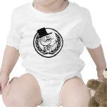 LulzSec Anonymous Logo Baby Bodysuit
