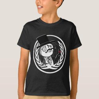 LulzSec Anonymous Logo T-Shirt