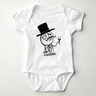 LulzSec Baby Bodysuit