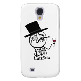 LulzSec Galaxy S4 Cover