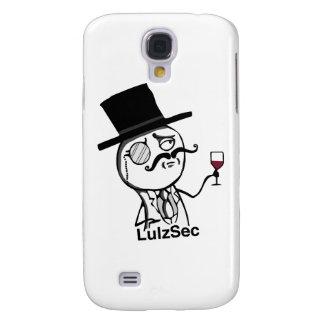 LulzSec Funda Para Galaxy S4