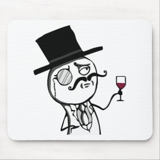 LulzSec Mouse Pad