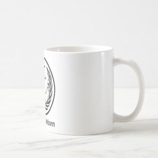 Lulzsec Reborn with Hashtag Coffee Mug
