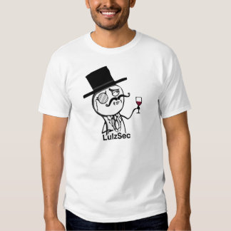 LulzSec T Shirt