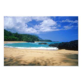 Lumahai Beach Photo Print