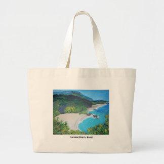 Lumahai beach - Tote Bag