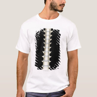 Lumbar and Thoracic Vertebrae T-Shirt