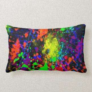 Lumbar bidimensional de la almohada de tiro de la