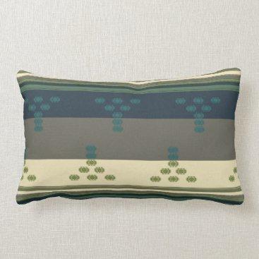 Aztec Themed Lumbar Pillow Aztec Kilim Cutshuttle