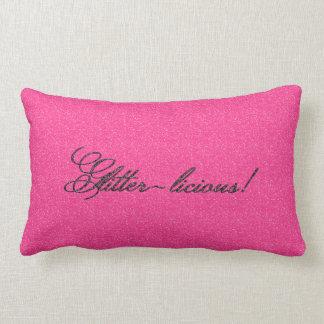 Lumbar Pillow Glitter-li-cious!