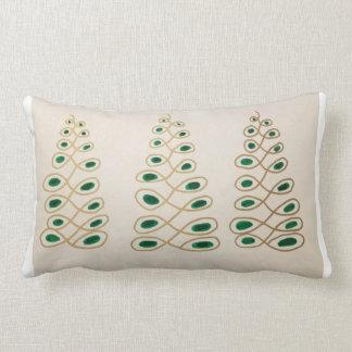 Lumbar Throw Pillow - Silly Pinecones