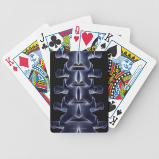 Lumbar Vertebra 2 Playing Cards