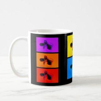Lumbar Vertebrae Funk Coffee Mug 2. Fun Coffee Cup mug