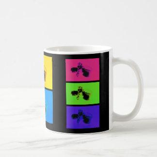 Lumbar Vertebrae Funk Coffee Mug 2. Fun Coffee Cup