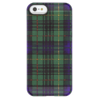 Lumbard clan Plaid Scottish kilt tartan Permafrost® iPhone SE/5/5s Case